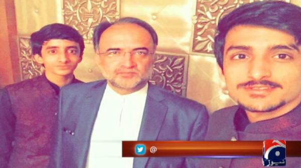 PPP leader Qamar Zaman Kaira's teenage son dies in road accident