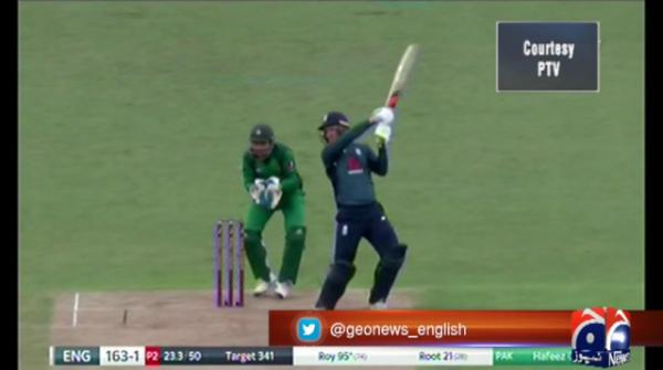 England beat Pakistan by three wickets, win series 3-0