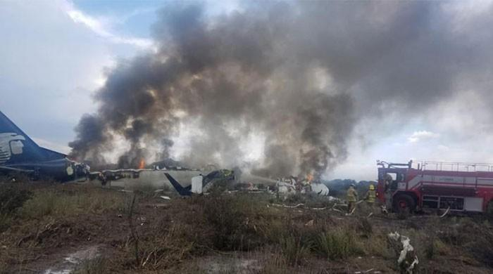 Five foreign tourists killed in plane crash in Honduras