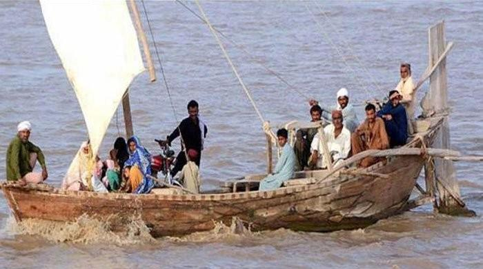 Search under way for missing passengers after ferry capsizes in Indus near Matiari