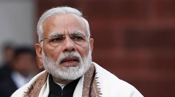 India´s marathon vote ends, Modi on tenterhooks over second term