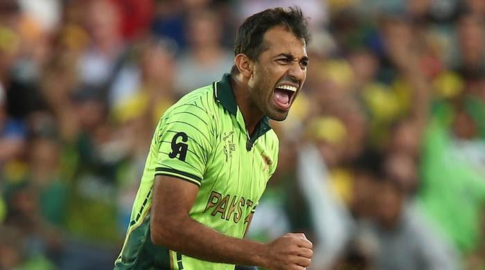 Wahab Riaz being considered for Pakistan's World Cup squad