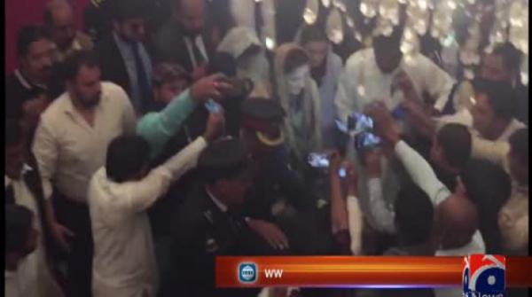 Maryam Nawaz calls PM Imran 'puppet and fake', refuses to accept him