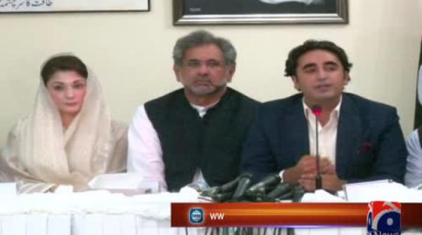 In major meeting, Opposition parties decide to hold APC post-Eid