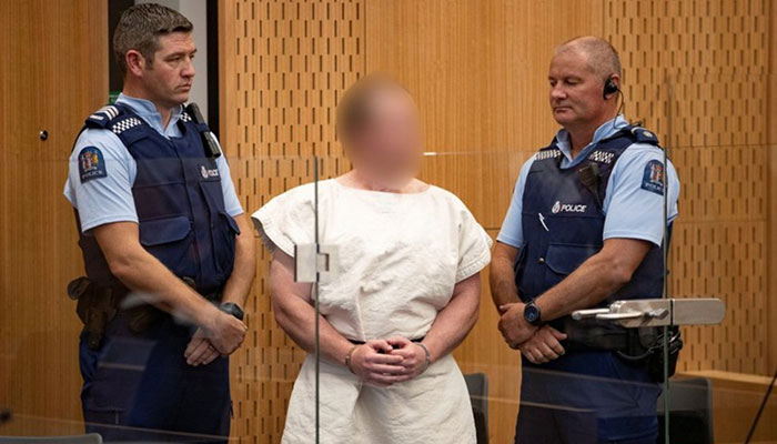 Terrorism charge filed against accused Christchurch mosque shooter