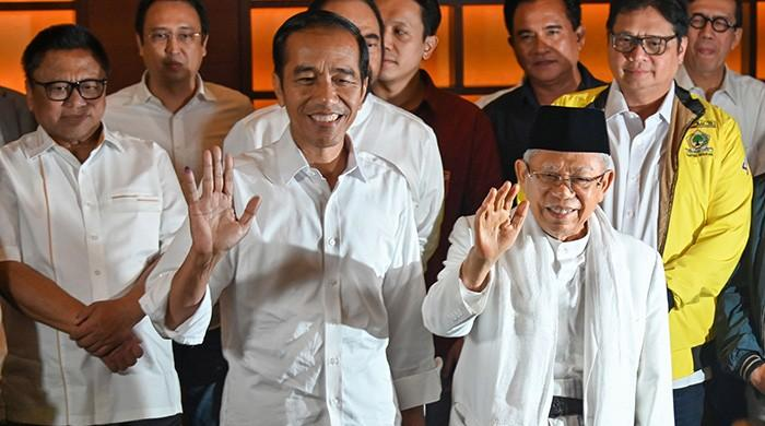 Indonesia's Joko Widodo wins second term as president