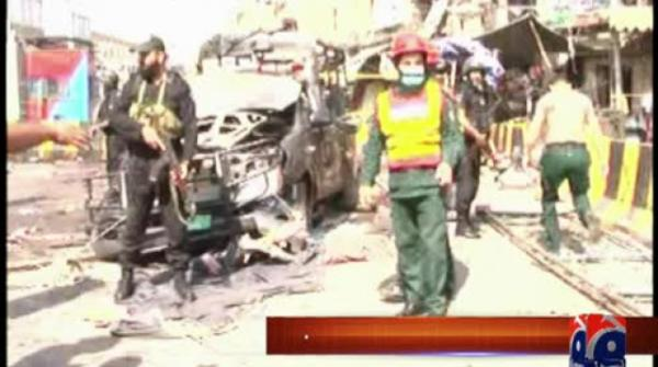 Lahore blast: CTD arrest alleged facilitator, identify attacker