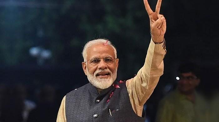 Modi stuns Indian opposition with landslide election win
