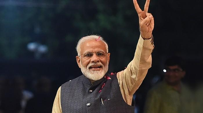 Narendra Modi stuns Indian opposition with election win