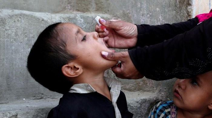 Two more polio cases surface in Khyber Pakhtunkhwa