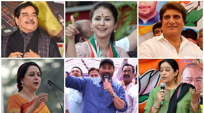 Here are all the Indian celebs contesting Lok Sabha polls