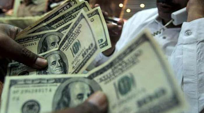 US dollar slips to 152.50 against Pakistani rupee in open market
