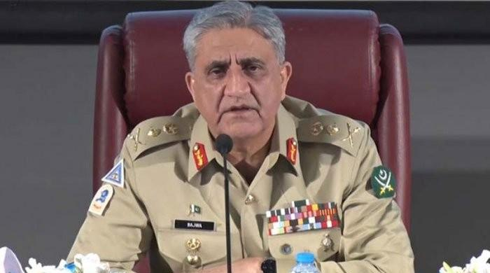 Pakistan on road to peace, says COAS Bajwa
