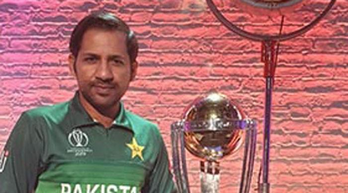 Sarfaraz says Pakistan can defeat any opponent in World Cup