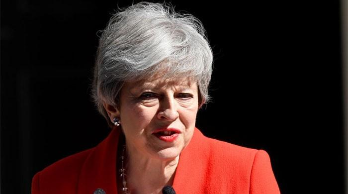 Theresa May to step down as prime minister on June 7