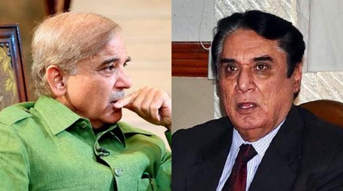 Shehbaz demands parliamentary committee be formed over NAB chairperson issue