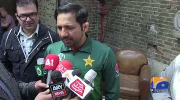 Geo News Special – Pakistan Could Have Won England Series With Better Fielding: Sarfaraz