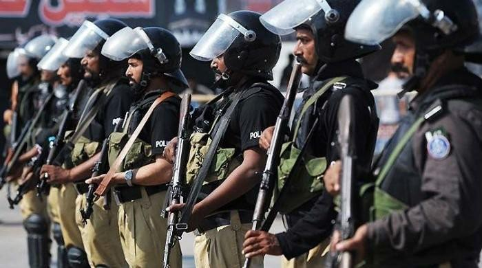 Security tightened across Karachi ahead of Youm-e-Ali