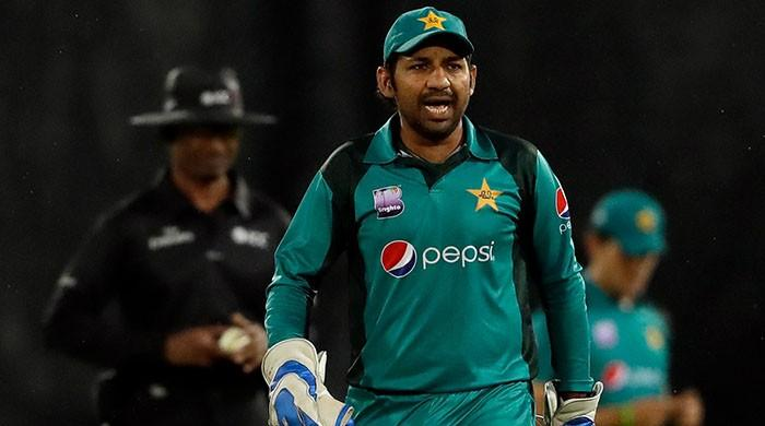 Sarfaraz Ahmed says atmosphere in Pakistan dressing room is fine
