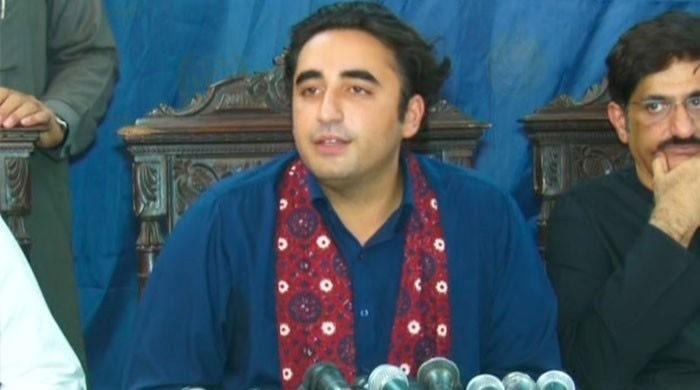 Bilawal terms leaking of NAB chief video PM's 'blackmailing tactic'