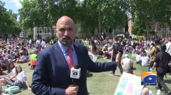 Geo News Special – Jeremy Corbyn Demands New Elections After May Announces To Resign