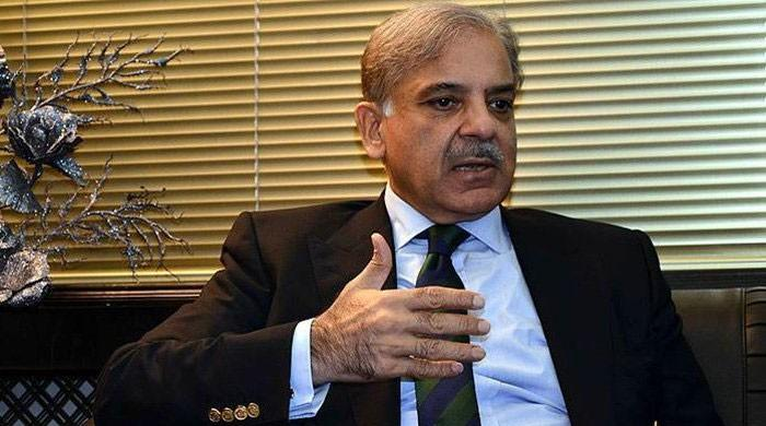 Shehbaz asks NAB chief to provide evidence to back up his claims against Sharifs