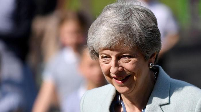 Seven up: Contest to replace May as British prime minister gets crowded
