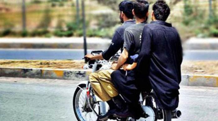 Youm-e-Ali: Pillion riding banned in Lahore for two days, Karachi tightens security