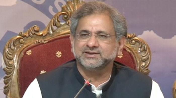 Protest necessary to curb dictatorship: Shahid Khaqan Abbasi