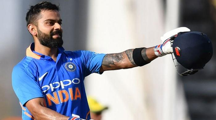 India run-machine Kohli eyes World Cup glory as captain