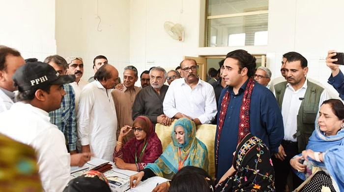 HIV is not a death punishment, it can be treated: Bilawal Bhutto Zardari