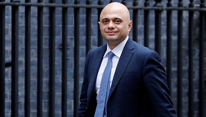 Sajid Javid becomes latest contender in Conservative leadership battle