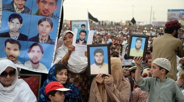 A review of Pakistan's commission on missing persons