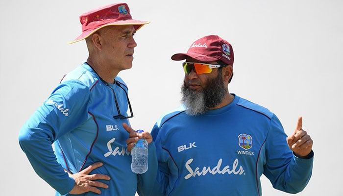 West Indies v Pakistan