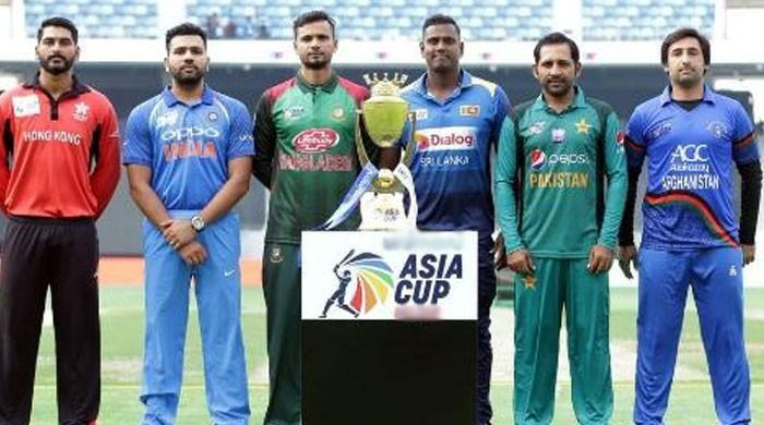 Pakistan to host Asia Cup T20 in 2020