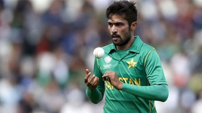 Amir might not play Pakistan's first World Cup match against West Indies