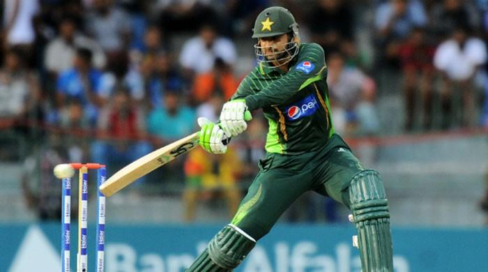 Shoaib Malik excluded from 12-member squad against WIndies