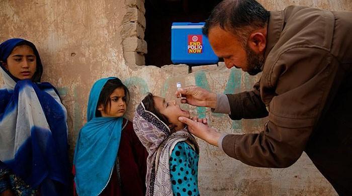 Pakistan's polio program no longer on-track: WHO
