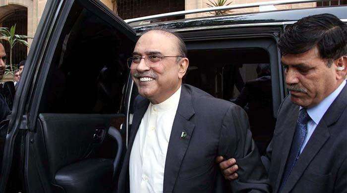 NAB sets eyes on implementing arrest warrants for Asif Zardari