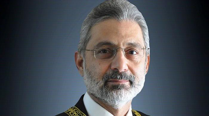 Justice Faez Isa complains of character assassination in letter to President Arif Alvi
