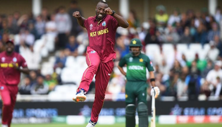 Australia defeats West Indies at Cricket World Cup
