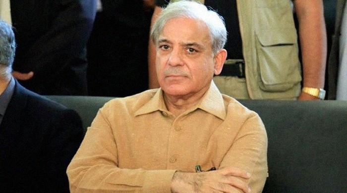 Shehbaz Sharif demands production orders be issued for Zardari