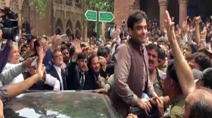 NAB arrests Hamza Shehbaz as LHC cancels interim bail