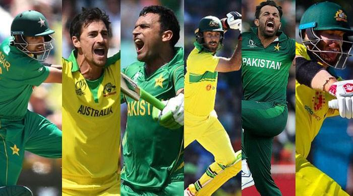 World Cup 2019: Key players for Pakistan vs Australia encounter