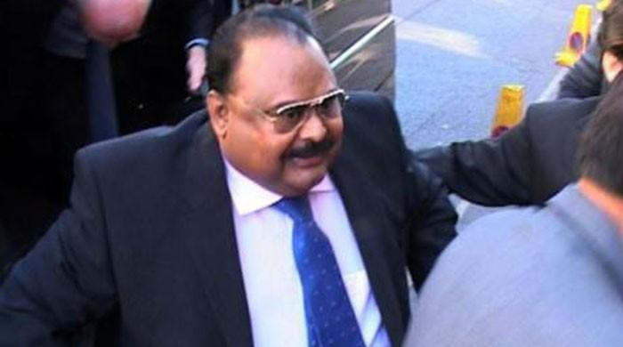 MQM founder Altaf Hussain released after 'no comment' interview