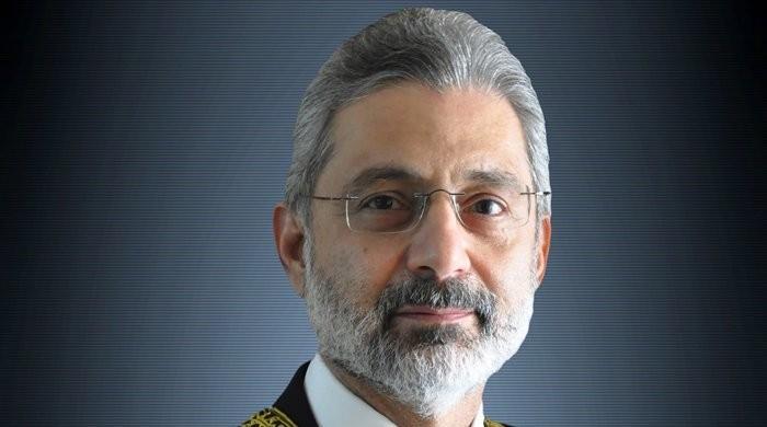 SJC hears references against Justice Qazi Faez Isa, SHC judge
