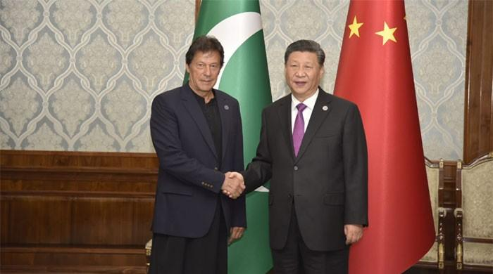 PM Imran, Chinese President Xi discuss bilateral relations