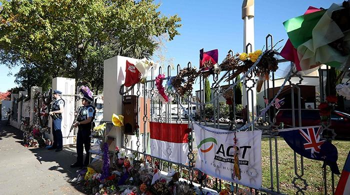 Anger as Christchurch mosque accused pleads not guilty