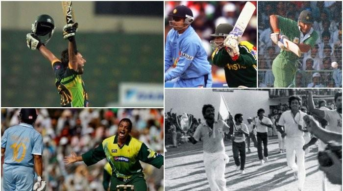 Throwback: High-voltage Pakistan vs India clashes to remember