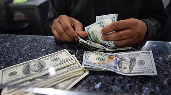 Dollar weekly gained by Rs7.24 in interbank market